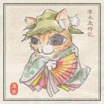 [Kitten] Japanese confectionery -Hutari shizuka-