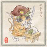 [Kitten] Takikomi gohan'Nameshi'