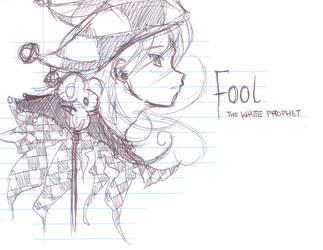 sketch - Fool
