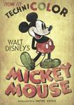 Mickey Mouse Vintage II