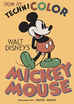 Mickey Mouse 1935