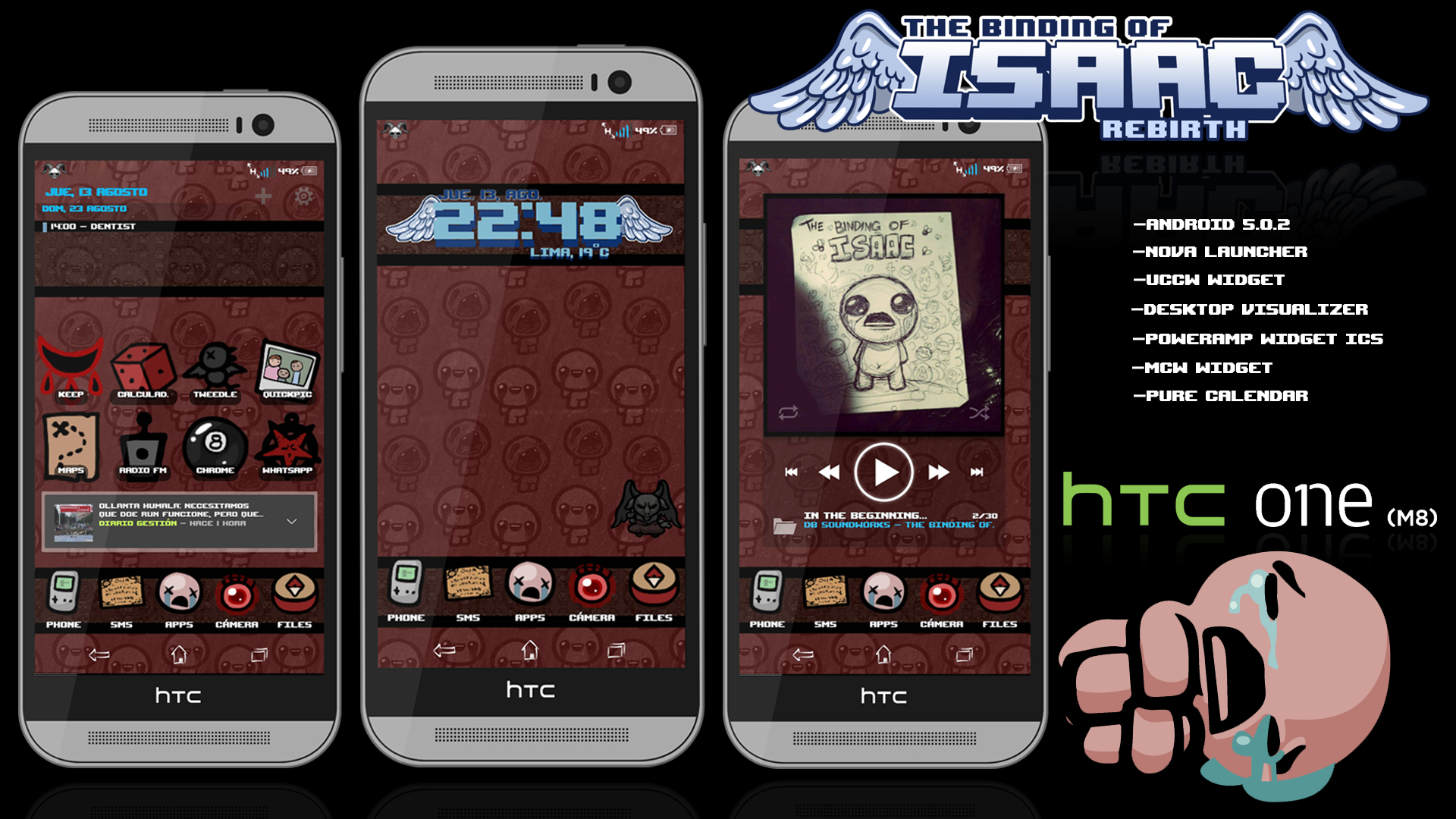 The binding of isaac скачать android