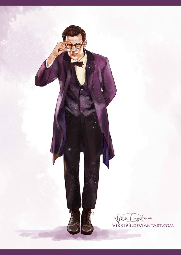 Doctor Who by Vikki93