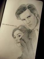 Doctor and Clara by Vikki93
