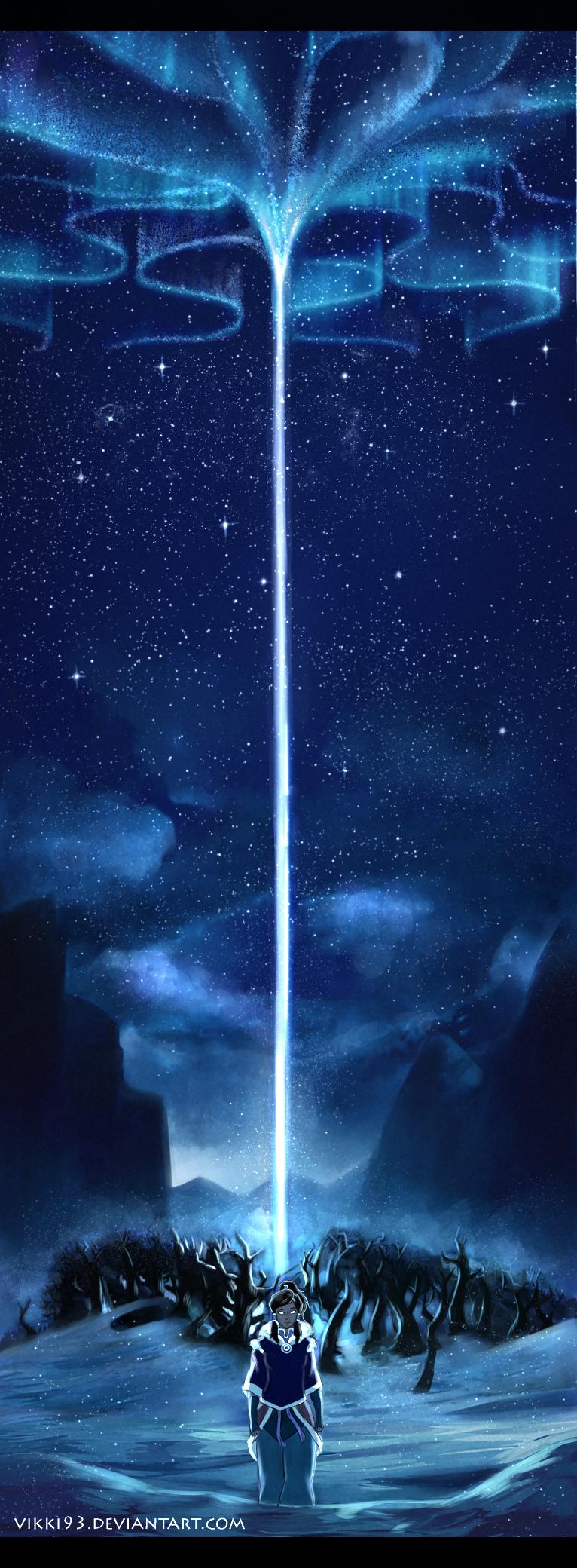 Light  in the Dark by Vikki93