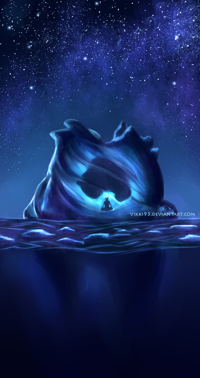 The Boy in the Iceberg by Vikki93