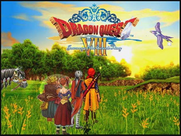 Dragon Quest Viii Wallpaper By Animeforeverrules On Deviantart