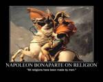 Napoleon Bonaparte on Religion