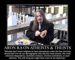 Aron Ra on Atheists and Theists