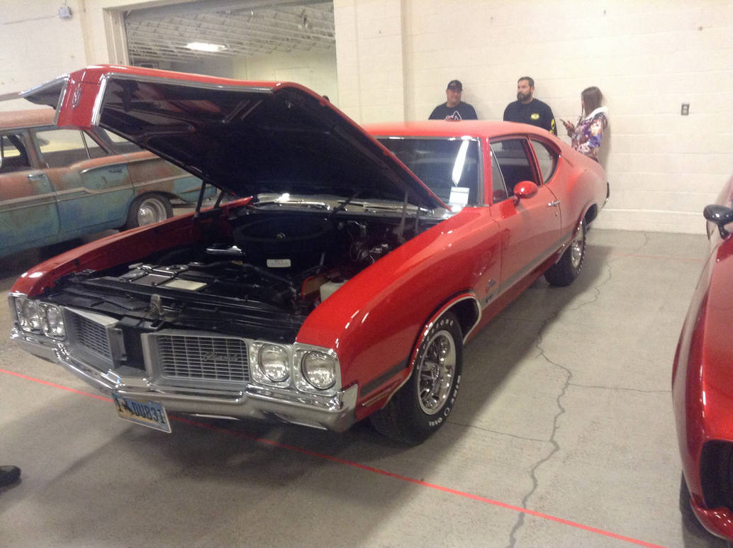 1970 Olds Cutlass W31 by daffodlion18 on DeviantArt
