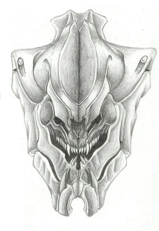 Promethean Elite Head by Ninjaboomer44