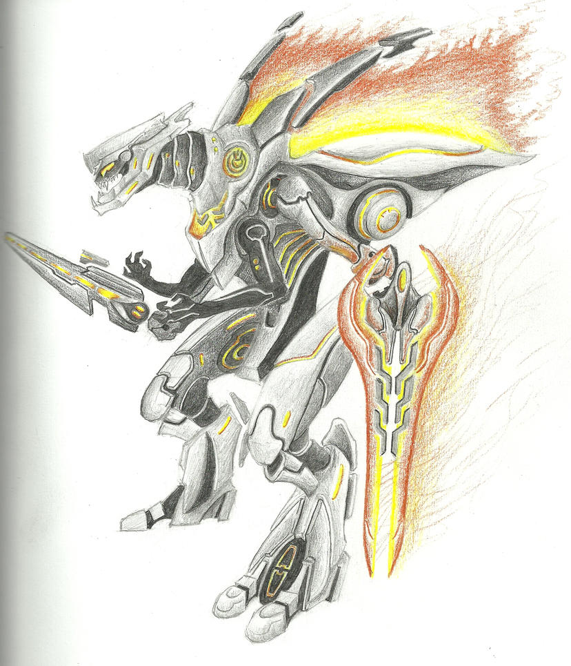 Promethean Elite Design 1 By Ninjaboomer44 On Deviantart