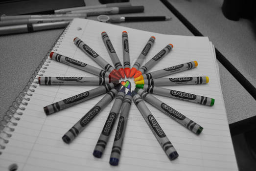 Unity of Crayola
