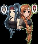 Sisters by mimibox