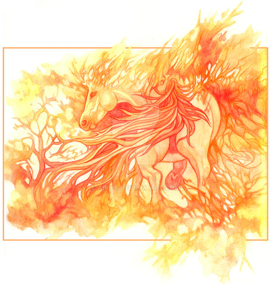From Flame... by Aikya