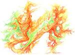 _Running Flames_