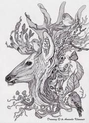 Forest Ecosystem by Aikya