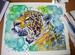 Colorful Jaguar