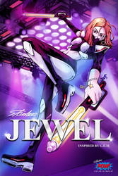 Marvel's Jewel by NightmareMissy