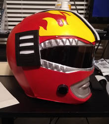 Custom Red Ranger