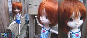 Nami Doll by Kisshu-Neko