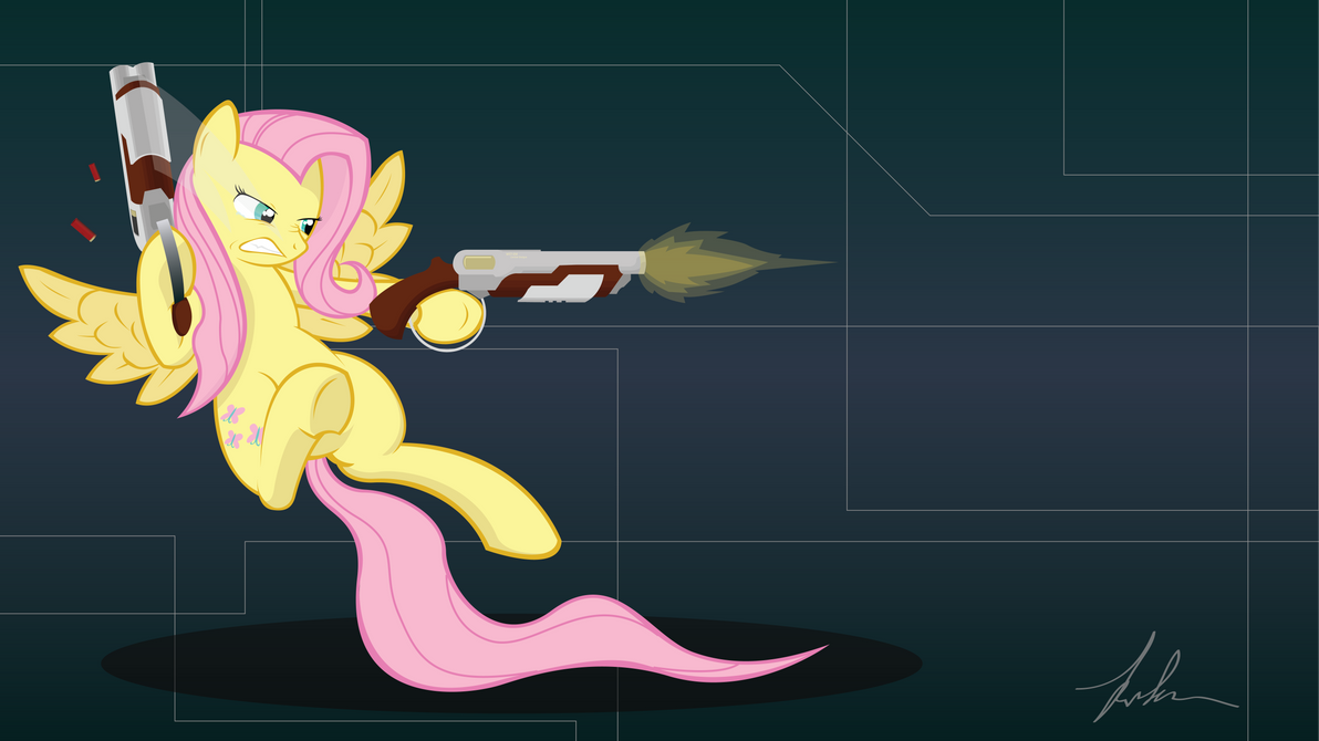 [Image: badass_fluttershy_by_johntb-d4h3ddp.png]
