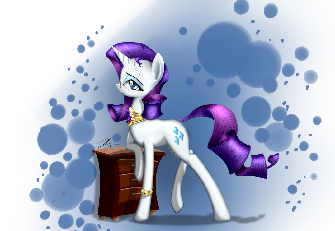Rarity by Wreky