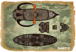 House Lyrander Airship