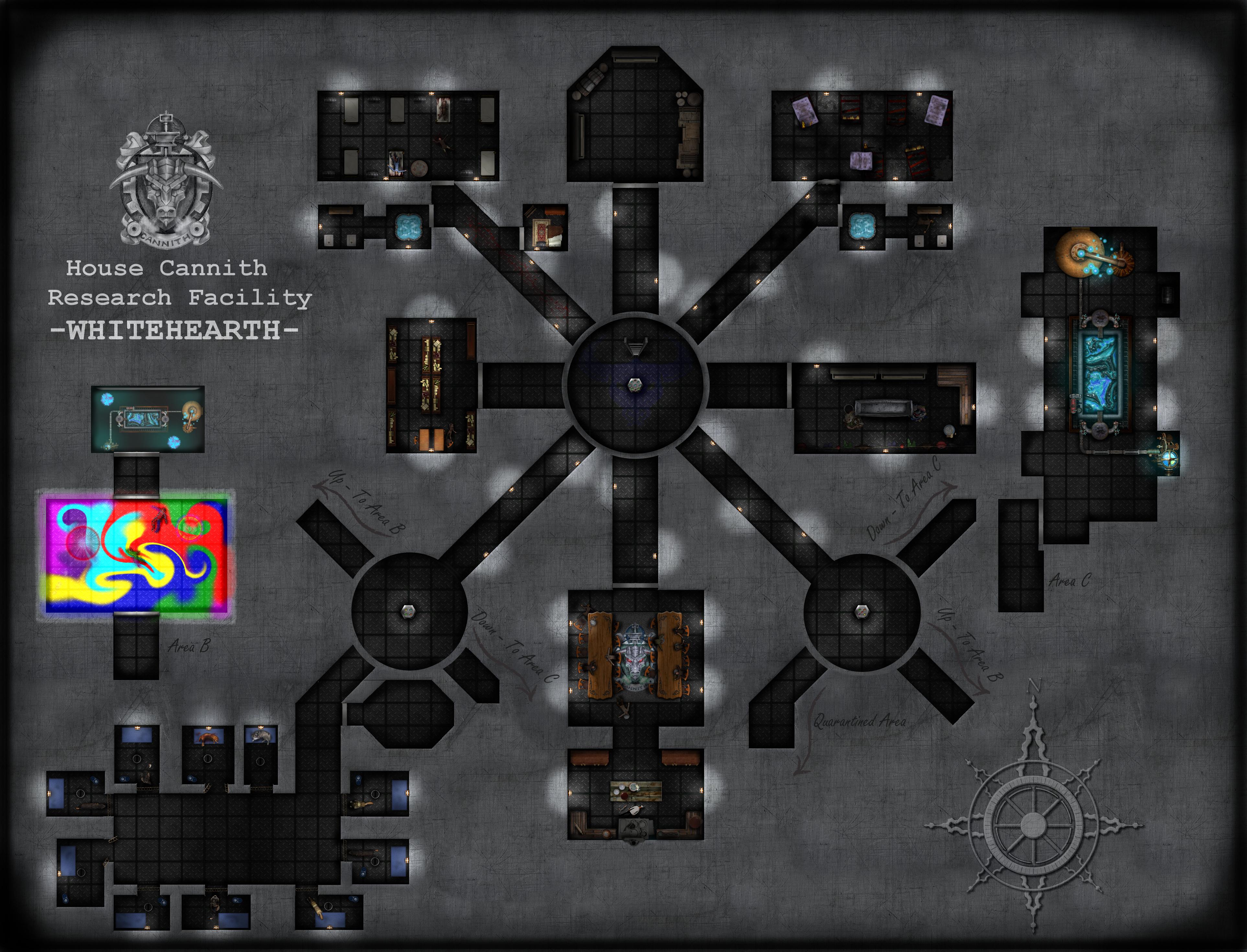 Whitehearth Facility - Eberron