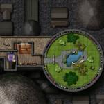 Sharn Tower Atrium - Eberron