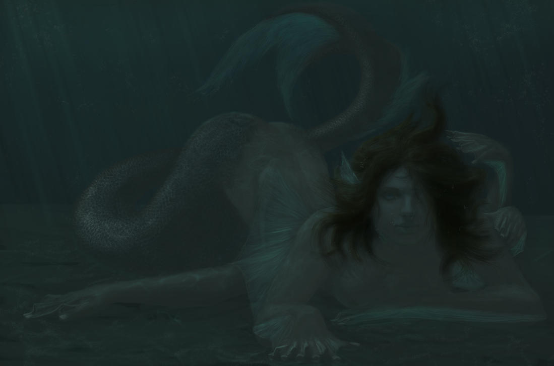 Mermaid by alexcn88temp