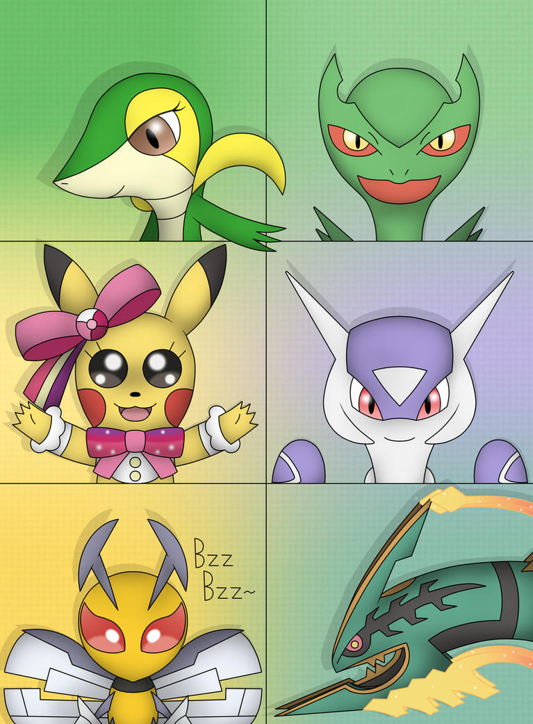 Pokemon Omega Ruby Pikachu Images  Pokemon Images