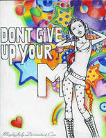 Don't give up your M by MaybeJuly