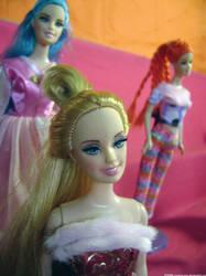 Barbie's Smile by lumansupra