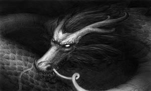 Dragon2 by ponponxu