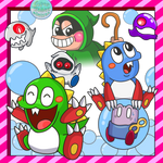 Bubble Bobble! by NamcoPlayer