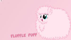 Fluffle Puff wallpaper by SkiddleZIzKewl