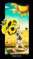 Naruto - the sun