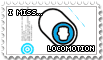 Locomotion Stamp by Nerox-Kun