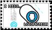 Locomotion Stamp by Nerox-Kun