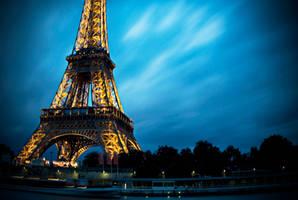 Eieffel Tower by tina-p