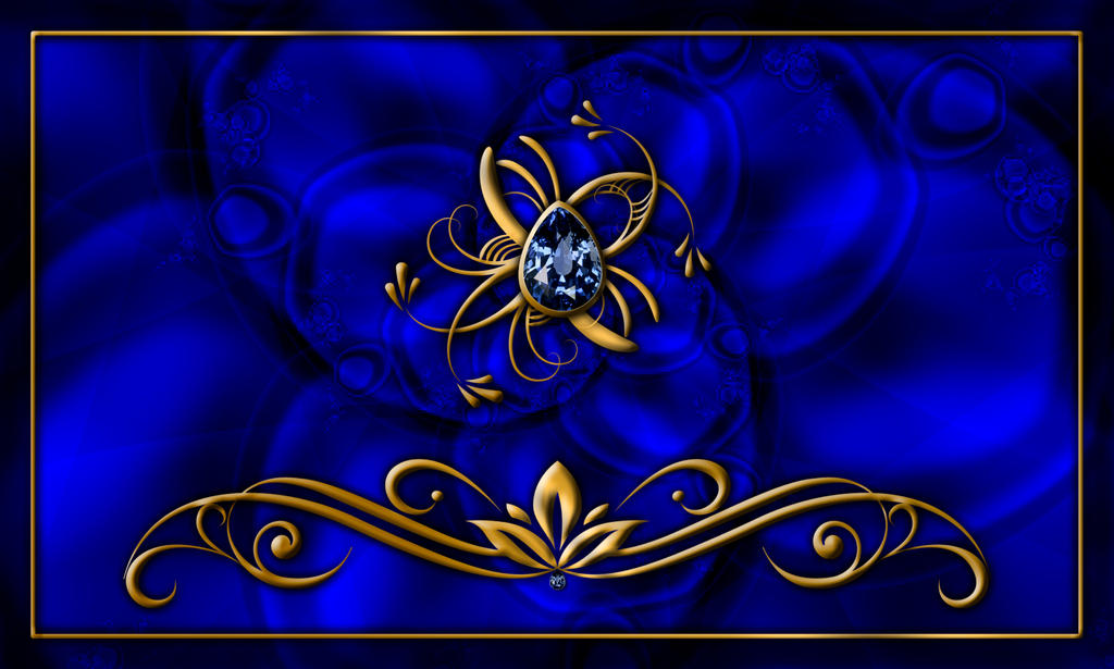 Royally jeweled by ingunn88