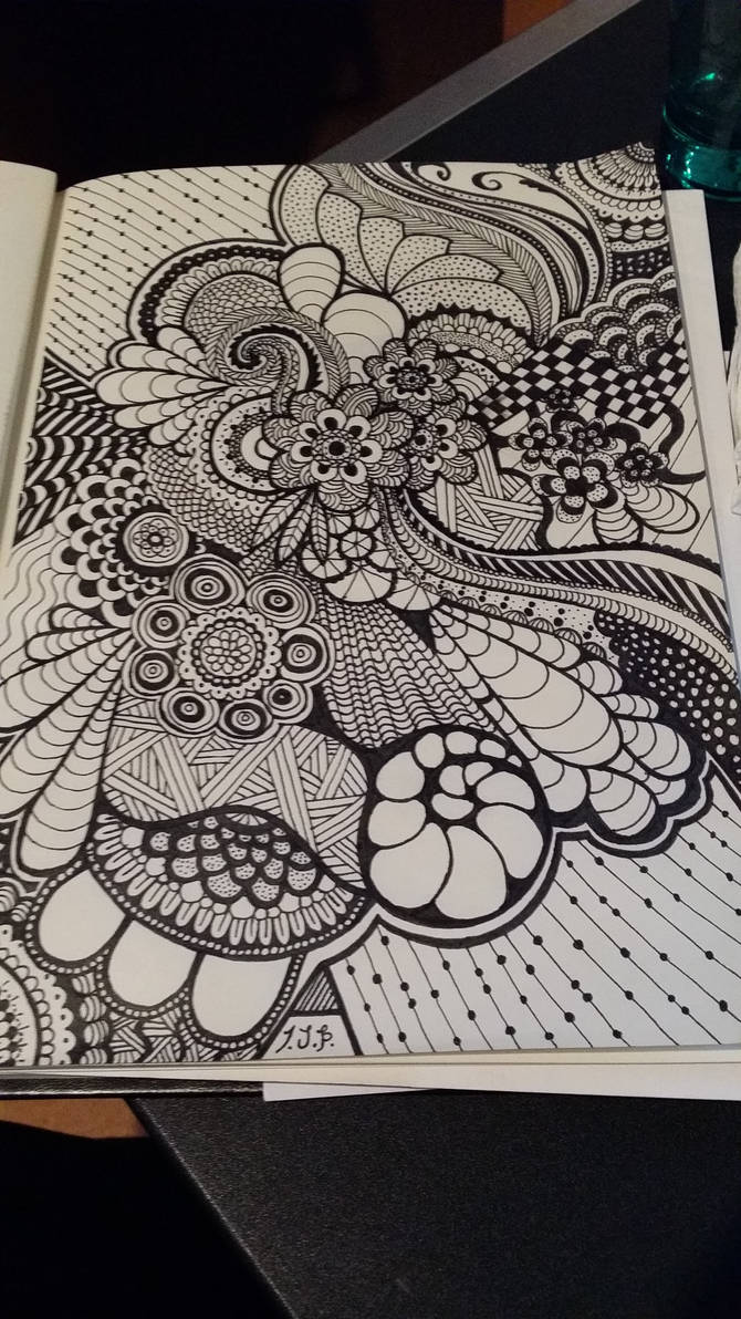 Doodle 1 by ingunn88