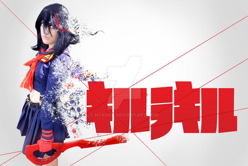 Ryuko by Nyanve
