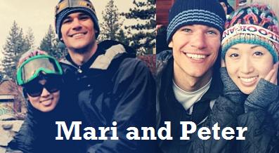 Mari And Peter By Jinxmoustache On Deviantart
