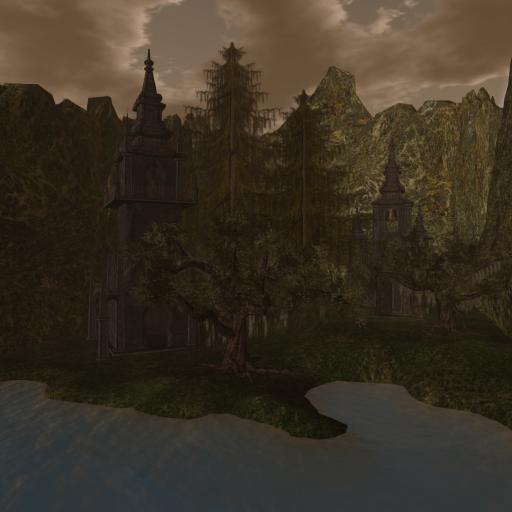 ~ The Garden of Tiamat ~ by Aeon-Aeterni