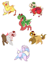 Summer Sweets adopts CLOSED by Devidae-resource