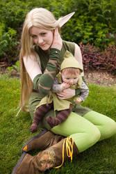 My Little Elf by nolwen