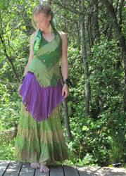 Summer Fairy Fashion by nolwen