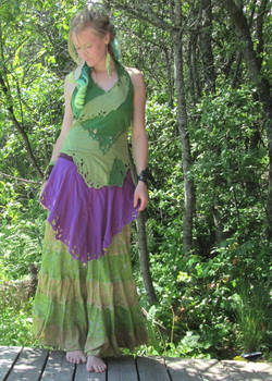 Summer Fairy Fashion